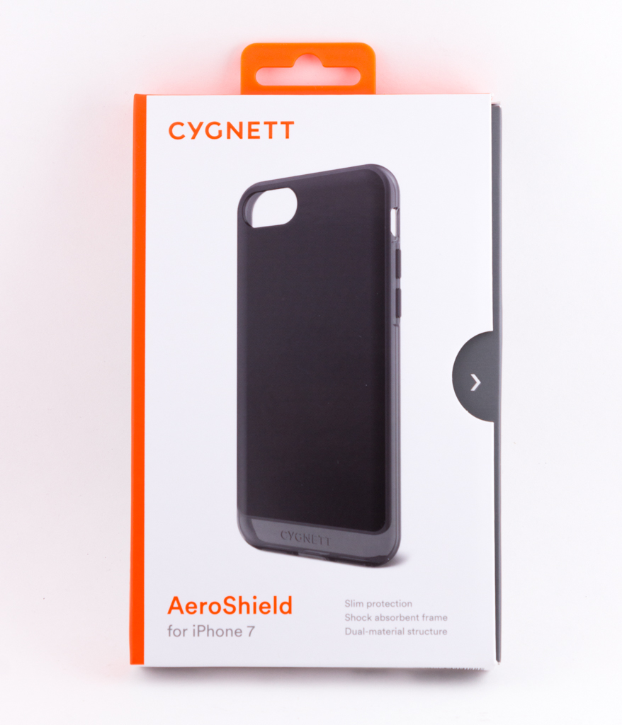 Cygnett AeroShield Case for iPhone 7 / 8 - Black