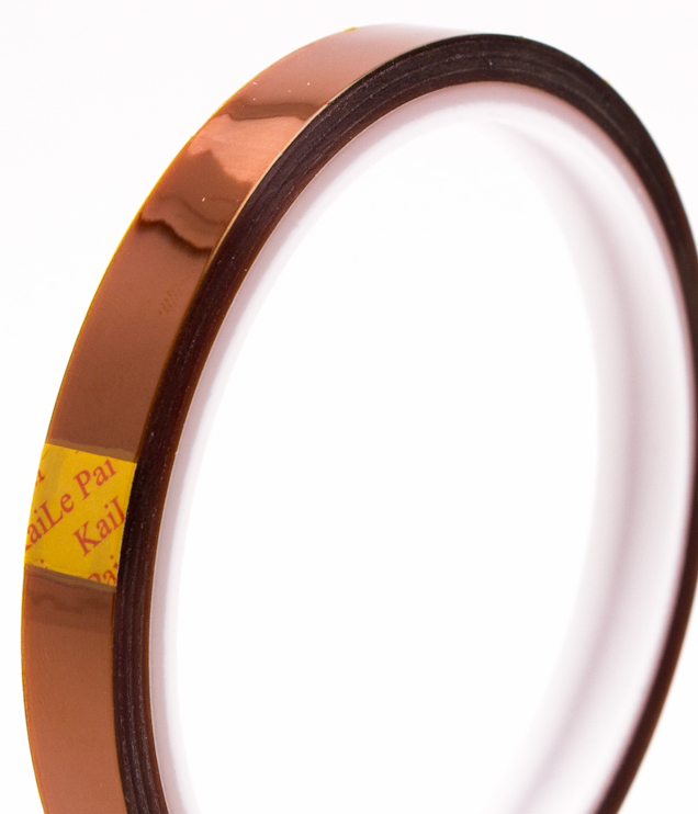 4mm High Temp Polymide Tape