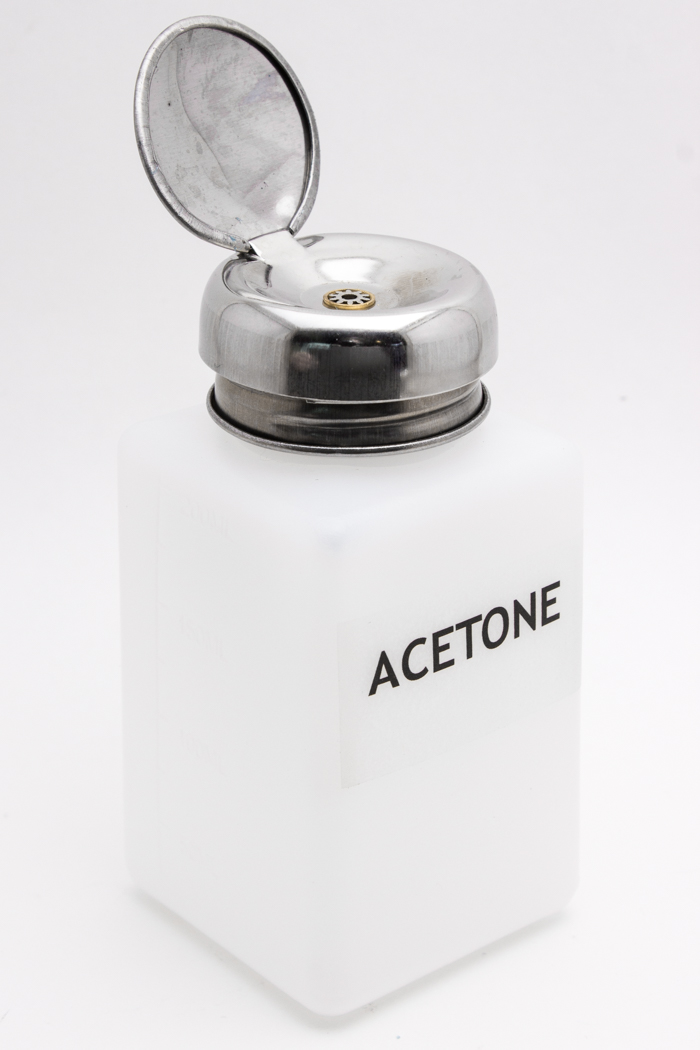 Acetone Dispenser Bottle