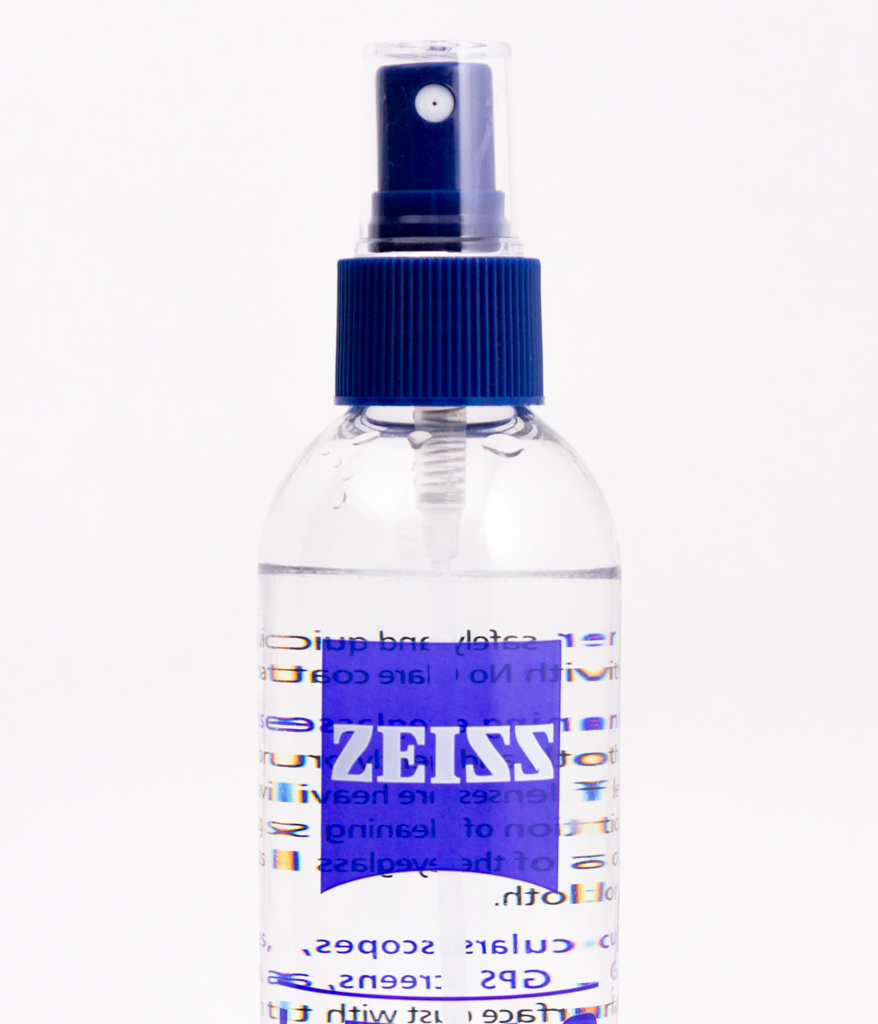 Zeiss Glass Cleaner (8oz large bottle)