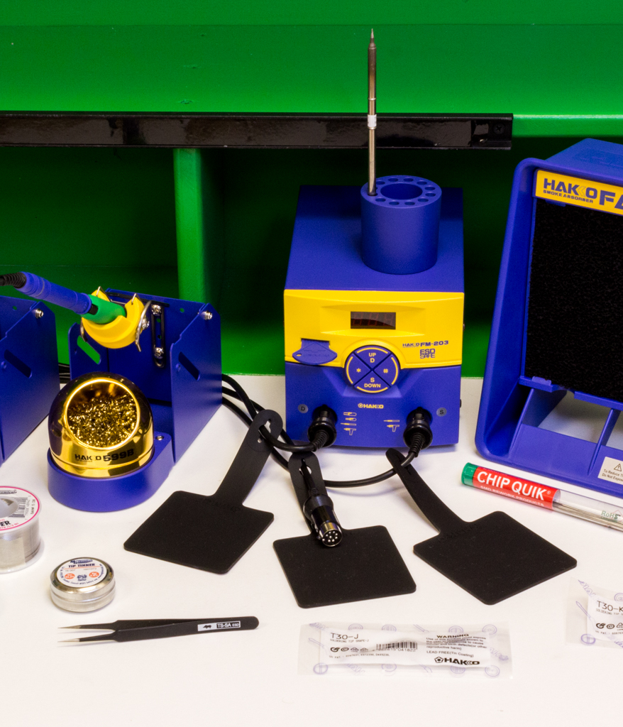 Intermediate Micro Soldering Bundle Kit