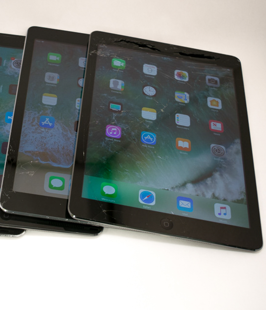 iPad Air Full Device (Broken) - 5 Pack