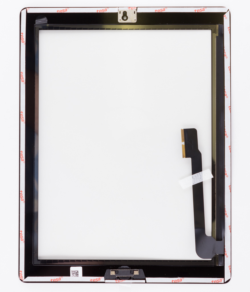 iPad 3 Digitizer - Fully Ready w/ Tesa 61395 and Small Parts Installed