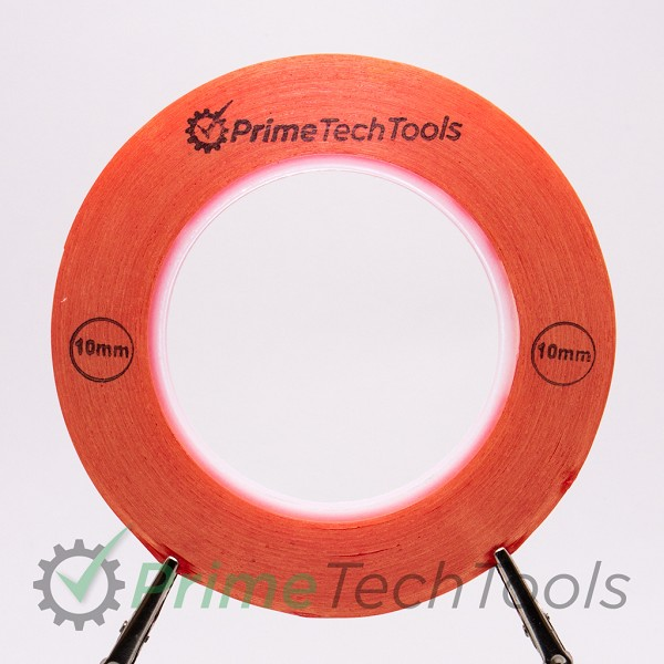10mm Red Tape
