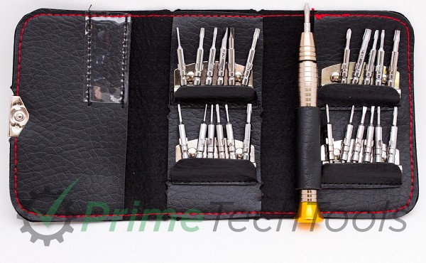 Wallet Size Screwdriver Set
